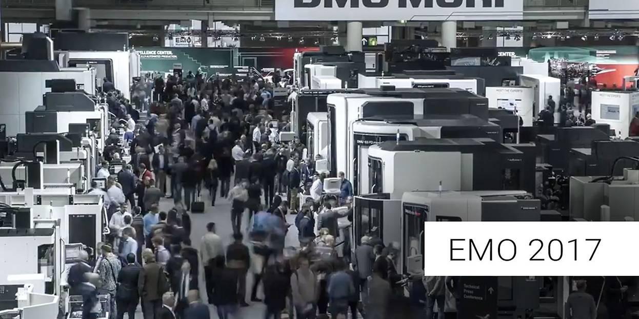 Digital Factory at EMO 2017